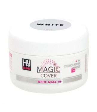 HyShine Cover Make-up 50g. White