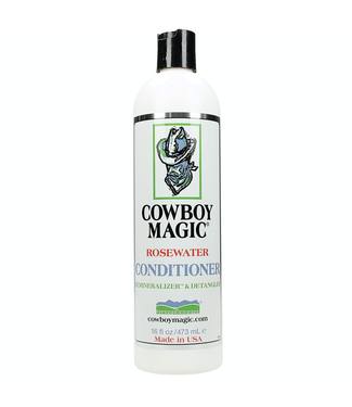 Cowboy Magic Rosewater Conditioner 473ml (16 fl oz)