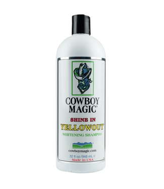 Cowboy Magic Shine in Yellowout Shampoo