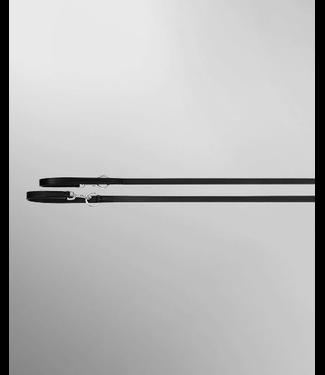 Passier Lederen Slofteugel, Zwart