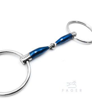 Fager ANNA - Fagers Smart Lock FSS™ Loose rings Bit