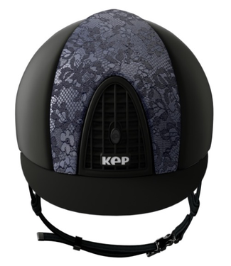 KEP Cromo Textile Black, Black Silk