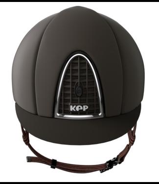 KEP Kep cromo textile brown - brown grid L