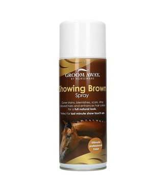 Groom Away Montrant Brown 400ml