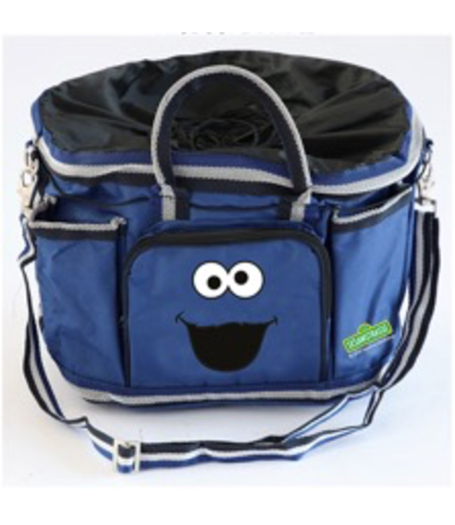 euroriding Grooming Bag Cookie Monster