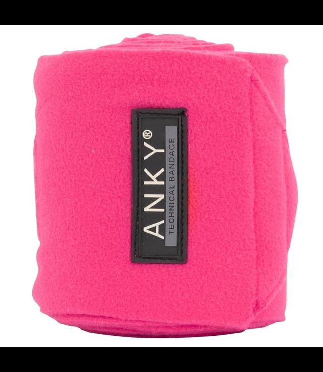 Anky Fleece Bandages Azalea