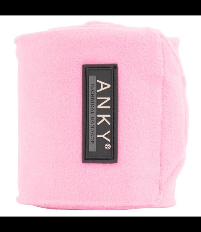 Anky Fleece Bandages Rose