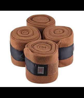 Equito Fleece bandages – Hazelnut