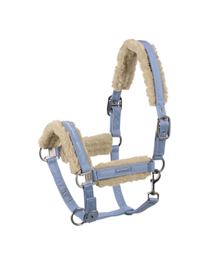 Eskadron Headcollar DOUBLE PIN FAUX FUR (Classic Sports SS20)