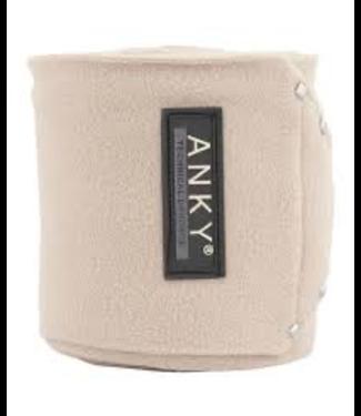 Anky Fleece bandages Sand