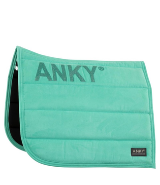 Anky Pad dressage Vert Sarcelle