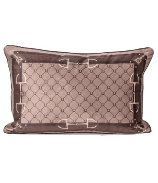 Adamsbro Velvet Equi Luxury Cushion