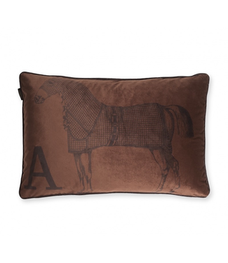 Adamsbro Cushion Horse Cinnamon