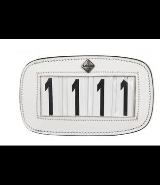 Le Mieux Saddle Number holder Square Plain 4 Spaces