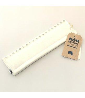 N&N Horse Design Nasenschoner Shorty 1 reihig Swarovski