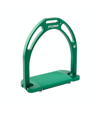 Jin Stirrup JS Stirrup Opaque, Green