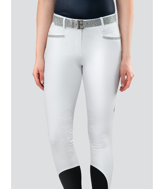 Equiline Women's Full Grip Breeches with Glitter Details