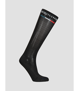 Equiline SILVER PLUS LIGHT - TECHNICAL POLYPROPYLENE SOCKS TREATED WITH SILVER IONS AG+