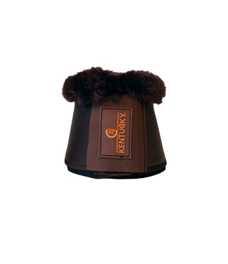Kentucky Bottines cloche en cuir de mouton