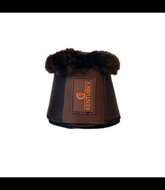 Kentucky Sheepskin Leather Bell Boots