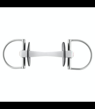 Sprenger Nathe D-Ring bit with Flexible Mullen Mouth