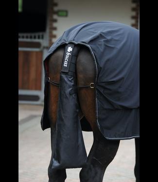 Bucas Tail Protector/Bag Black