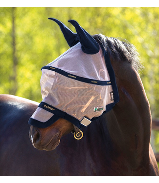 HorseWare Rambo® Plus Flymask Vamoose®