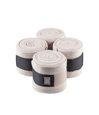 Equito Fleece bandages - seashell