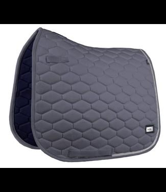 Fairplay Saddle Pad Hexagon Crystal