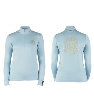 Ps Of Sweden Poloshirt, Bonnie, Sky Blue