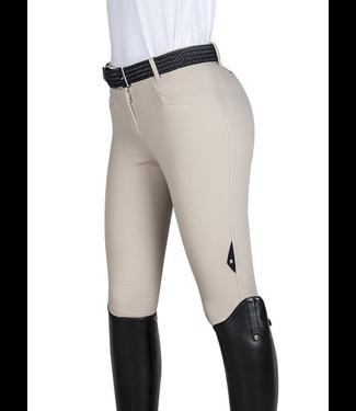 Equiline Women's Half Grip Breeches X Shape