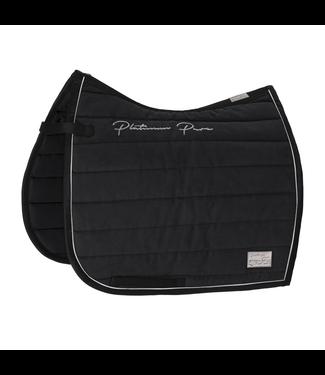 Eskadron Zadeldek Polo Pad BlackDressage (Platinum Pure)