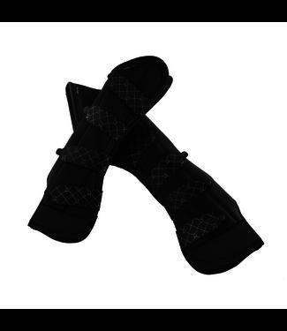 Eskadron Travelling Boots Black Full(Platinum Pure )