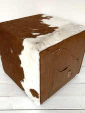 Tutti Concepts COW CUBE BROWN