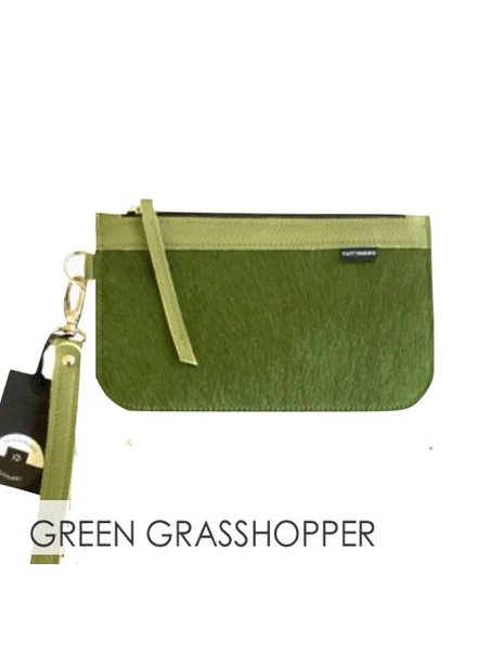 COLOR GREEN GRASSHOPPER CLUTCH