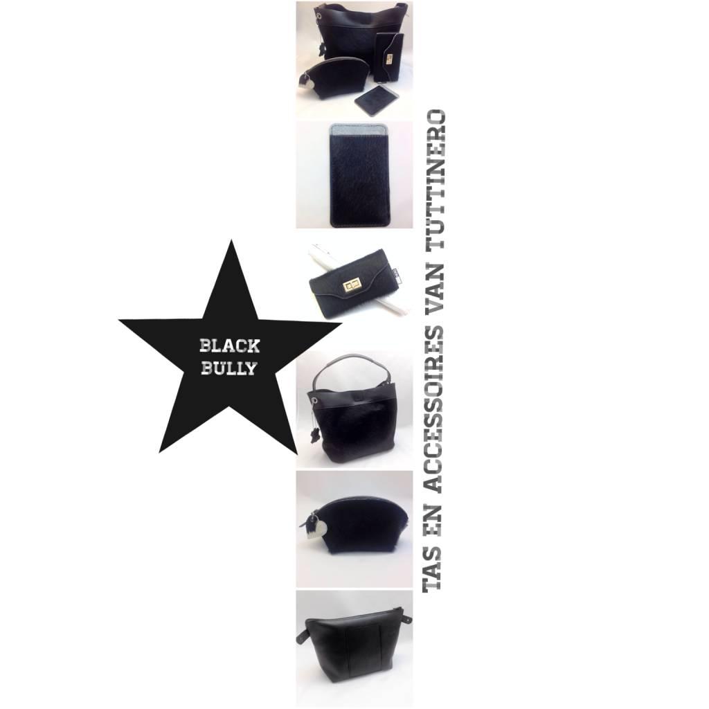 BLACK BULLY KOEIENHUID MAKE-UP TAS