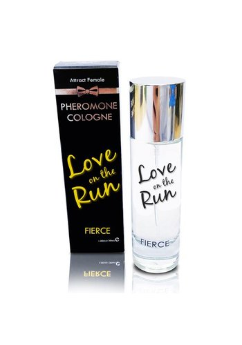 Eye Of Love Fierce Feromonen Spray - Man/Vrouw