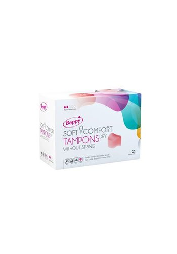 Asha International Beppy Soft+Comfort Tampons