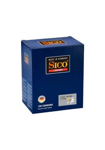 Sico Sico X-tra Condooms - 100 Stuks