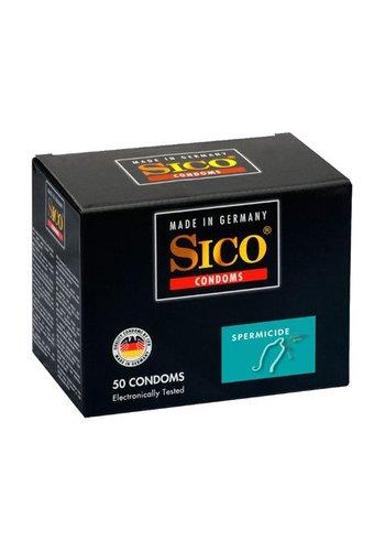 Sico Sico Spermicide Condooms - 50 Stuks