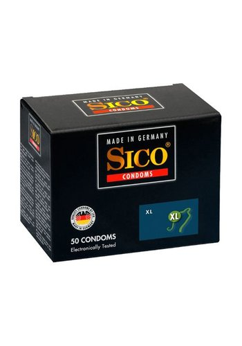 Sico Sico XL Condooms - 50 Stuks