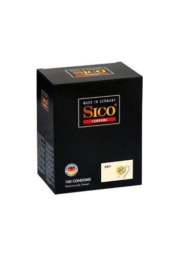 Sico Sico Dry Condooms - 100 Stuks