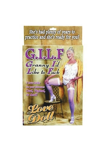 Pipedream G.I.L.F. Love Doll