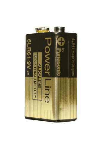 You2Toys 9-Volt Batterij