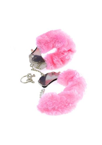 Fetish Fantasy Series Original Furry Cuffs - Roze