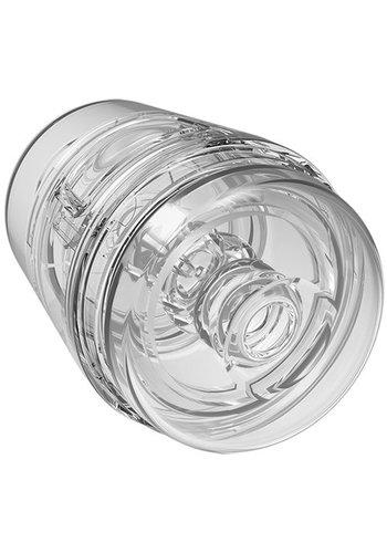 Main Squeeze Main Squeeze Pop-Off Optix - Transparant