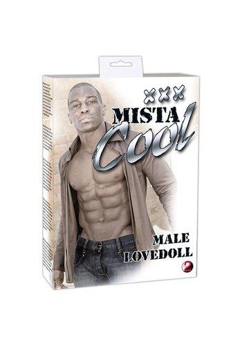 You2Toys Opblaaspop Man 'Mista Cool'
