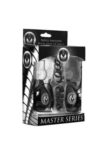 Master Series Nipple Amplifier Tepelzuigers