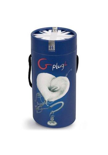 G-Vibe Gplug Large - Donkerblauw