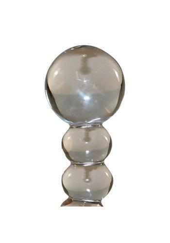 Icicles Bolvormige glazen dildo Icicles No 66